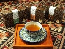 ボディケア リラクゼーションマーノ(MANO)の雰囲気(身体の内からも健康に☆お茶を飲みながらゆったり寛げる♪)