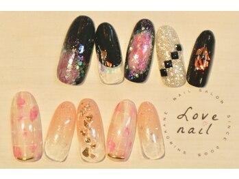 ラブネイル(LOVE NAIL)/定額12000円(z