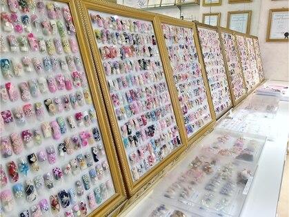 ネイルコレクション ピンク(Nail Collection Pink)の写真