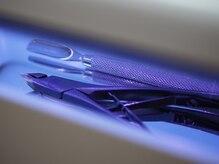 リトルキング(Little King)の雰囲気(深紫外線機器導入で都度消毒。衛生管理を徹底しています。)