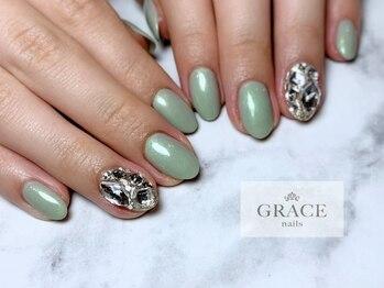 グレース ネイルズ(GRACE nails)/ランバス