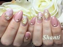 シャンティ ネイルサロン(Shanti nail salon)/春夏秋冬ブライダルネイル☆