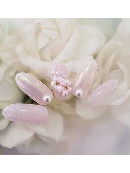 ネイルサロンシャネイル/桜