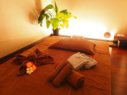 Royal thai massage Baan Hana タイ王宮式セラピー バーンハナ 京都アバンティ店
