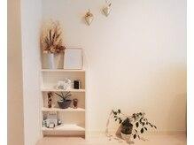 神楽坂駅徒歩7分の隠れ家プライベートネイルサロン。癒しの空間