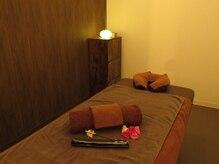 ルフランの雰囲気(落ち着いた完全個室空間となっております!)