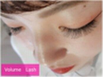 ネイル アンド アイラッシュ フルール 新宿店/3D・4Dボリュームラッシュ