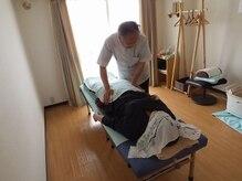 陽だまり整体の雰囲気(横浜で長年人気の岡田先生の施術が受けられます!)