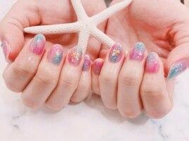 summer color × ニュアンス