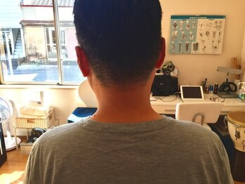 誠心流手技整体療法/首の歪みから腕の痛みが!