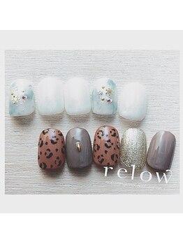 リロウ(relow)/12月キャンペーンアート☆1.2