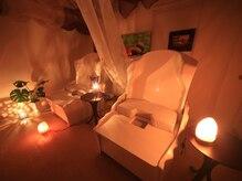 ヨサパーク ユウ(YOSA PARK 優)の雰囲気(アジアンテイストで寛ぎの空間です。癒されながらダイエット♪)