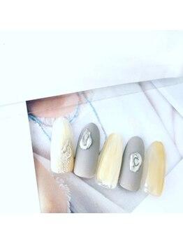 ネイルスペース ヴィタリテ(nail space Vitalite')/5月ハンドジェルB¥6960
