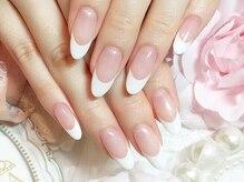 ティアラリュクス 稲毛店(Tiara Luxe)の雰囲気(時短でキレイな指先へ☆シンプルなデザインも人気です!)