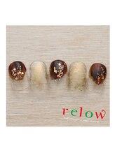 リロウ(relow)/12月のキャンペーンアート☆1