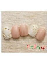 リロウ(relow)/12月のキャンペーンアート☆3