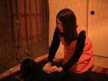 ヨサパーク ユウ(YOSA PARK 優)の雰囲気(リンパマッサージで代謝促進。痩せやすく、よりスッキリへ)