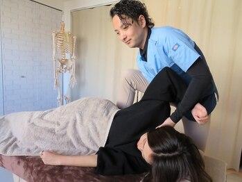コット(kotto)の写真/硬くなった首肩中心のマッサージで症状が悪化!?症状を根本改善したいなら『歪み矯正専門』kottoがオススメ
