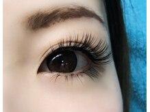 アイズモア 京王八王子店(Eye's More~eyelash&nail~)/褒められまつエク130本上下