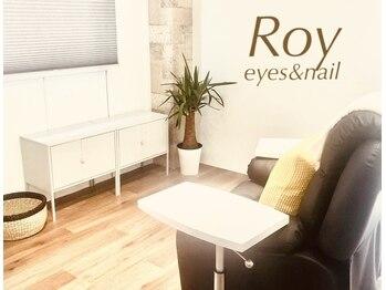 ロイ アイズアンドネイル(Roy eyes&nail)(東京都小金井市)
