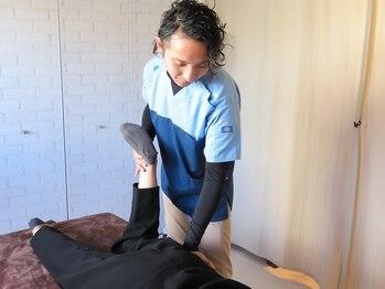 コット(kotto)の写真/腰中心のマッサージをしても繰り返す慢性腰痛…根本的な部分から体を整えてみませんか?