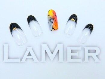 ネイルサロン ラメール(LaMer)の写真/【定額】シンプル¥6500/エレガント¥7800/ゴージャス¥9100 各12種ずつのデザインを豊富にご用意♪