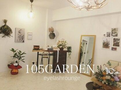 イチマルゴ ガーデン(105 GARDEN)の写真