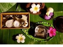 タイハンド(THAI HAND)の雰囲気(オーガニックのココナッツオイルで、心の癒しと美肌に!)
