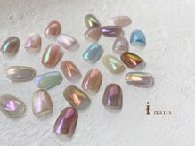 アイネイルズ 三宮店(I nails)の雰囲気(豊富なデザインサンプルが魅力♪[三宮/パラジェル/ニュアンス])