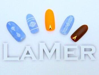 ネイルサロン ラメール(LaMer)の写真/【能見台駅より徒歩1分】好立地な上に、贅沢な個室空間・ベテランスタッフ在籍で大満足な指先が叶う☆