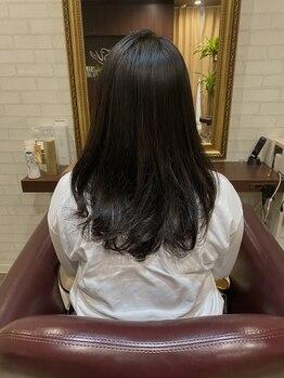 ヒトツ(HITOTSU)/美髪トリートメント