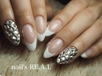 ネイルズリアル(nail's REAL)/フレンチスタイル