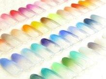 ルーシー店限定カラーや期間限定色も豊富☆
