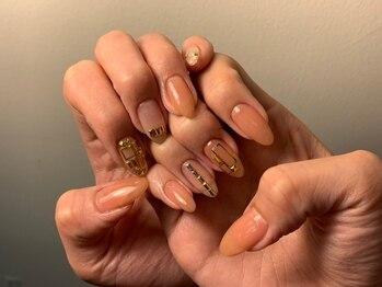 キャンネイル 金山店(Can Nail)/スタッフネイル!