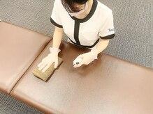 キレイモのウイルス対策【衛生管理強化の取り組み】