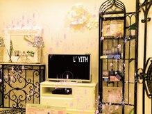 エルイース(L'YITH)の雰囲気(こだわりの装飾で店内は明るく、おちついた雰囲気にしてます☆)