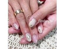 フィノ ネイル(Fino nail)の雰囲気(落ち着いた雰囲気♪大人可愛いデザインが豊富♪)