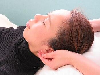 メグリッチ(Megu Rich)の写真/九州上陸!【耳から癒すイヤリフレ】で至福のリラクゼーション♪眼精疲労や首肩のコリに◎