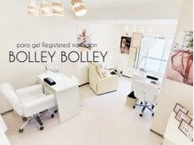 ボレーボレー ネイル(BOLLEY BOLLEY nail)の詳細を見る