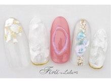 フィリーバイルルズ 神戸三宮店(Firii by Lulus)/ニュアンスデザインコース¥4980