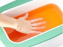 爪先だけでなく手肌の健康を第一に考えたきめ細やかなケア★