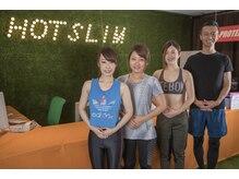 ホットスリムスタジオ 広島大手町店の雰囲気(頼れる専門スタッフがしっかりサポート!『勧誘』も無いから安心)
