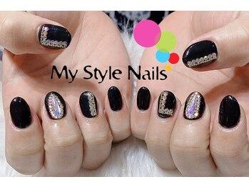 マイ スタイル ネイルズ(My Style Nails)/デザインジェル120分コース