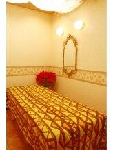アーユルヴェーダ痩身サロン サムサラ(SAMSARA)/お部屋は、それぞれ趣の違う空間