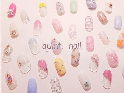 クイントネイル(quint nail)の写真