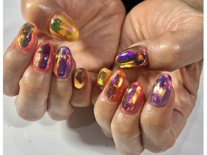 アウトプットネイルサロン(Out put nail salon)の写真