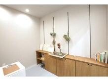 ながさき美容整体院の雰囲気(【カウンセリングルーム】完全プライベート空間)