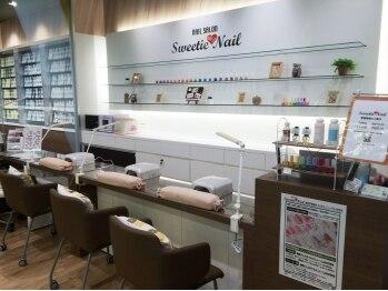 スウィーティーネイル 新松戸駅前店(Sweetie Nail)(千葉県松戸市)