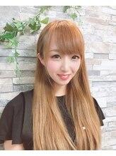 ネイルアンドビューティー 凛空(nail&beauty link)嶋村 彩愛