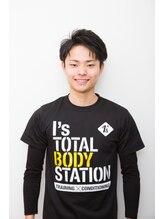 アイズ トータルボディステーション ベイサイド店(I's TOTAL BODY STATION)大保 和哉